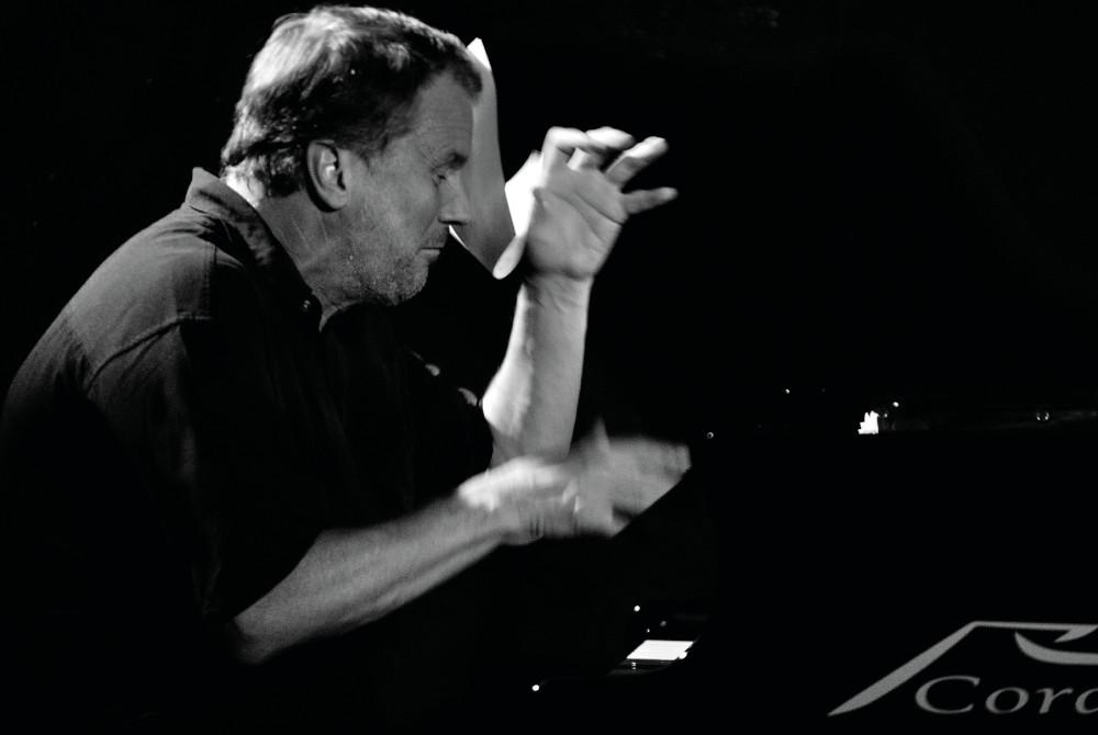 Bobo Stenson (foto di Luca d'Agostino)