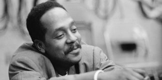 Bud Powell (foto di Robert James Campbell)
