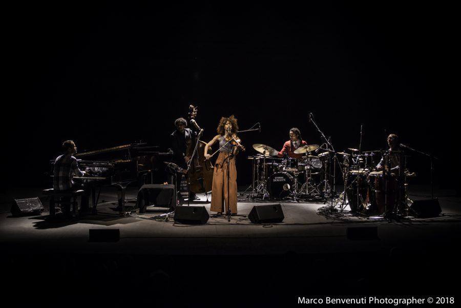 Canizares quintetto, MetJazz 2018