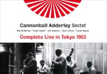 Cannonball Adderley «Complete Live In Tokyo»
