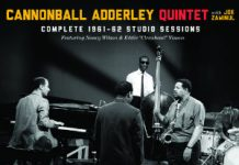 Cannonball Adderley Quintet «Complete 1961-62 Studio Sessions»