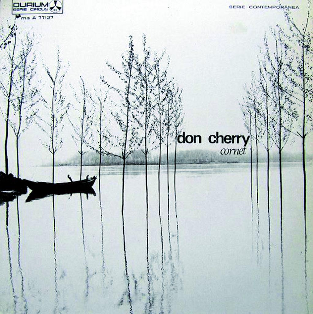 La copertina della prima edizione di «Togetherness» di Don Cherry