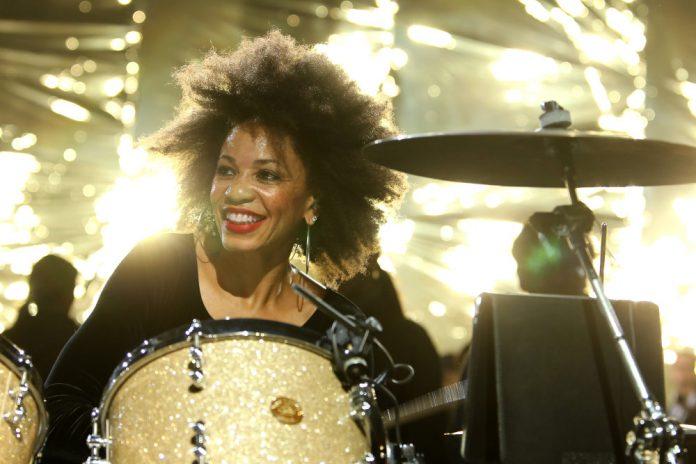 Cindy Blackman (foto di Antonio de Moraes Barros Filho/WireImage)