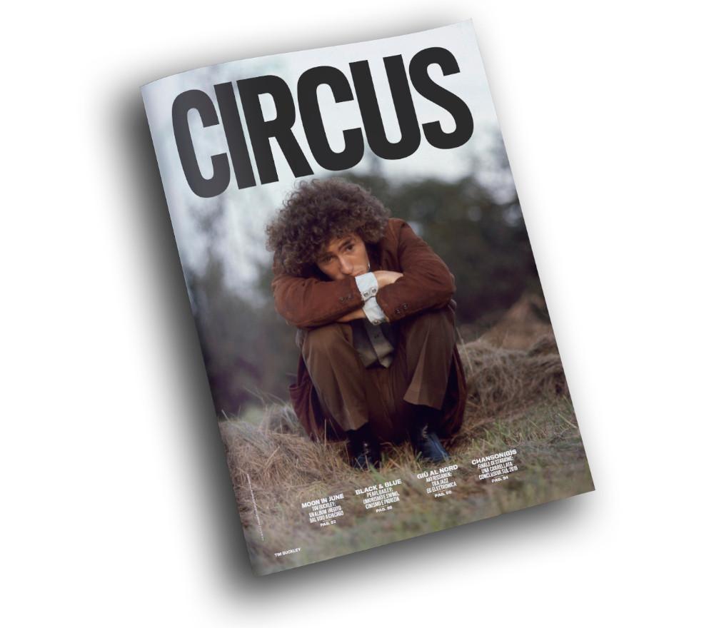 Circus / Musica Jazz di febbraio 2020 - Tim Buckley
