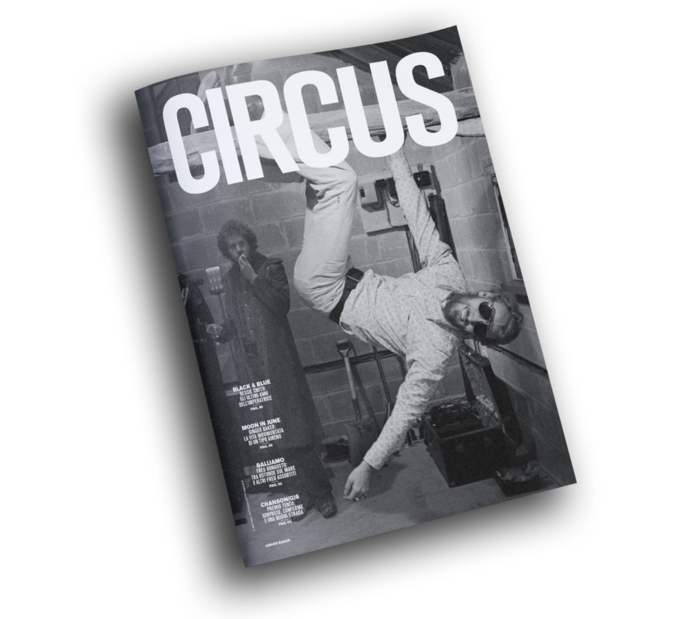 Circus - Musica Jazz di dicembre 2019