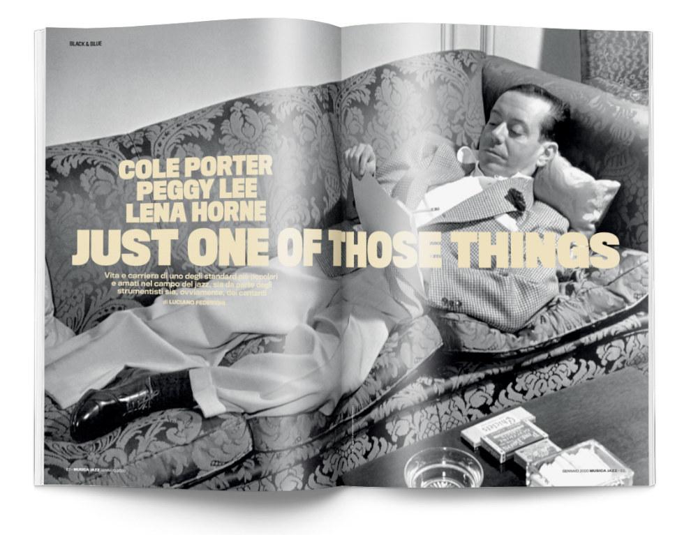 Cole Porter - Musica Jazz di gennaio 2020