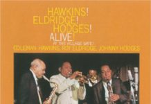 Coleman Hawkins «Hawkins! Eldridge! Hodges! Alive! - Hawkins! Alive! At The Village Gate»