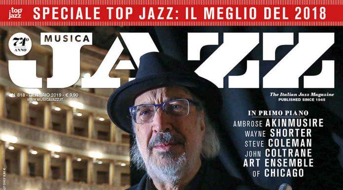 In edicola Musica Jazz di gennaio 2019