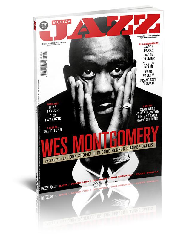 Copertina Musica Jazz maggio 2019: Wes Montgomery