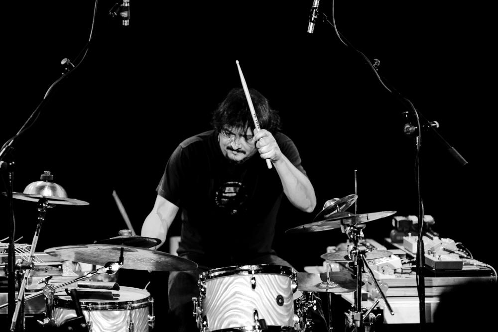 Cristiano Calcagnile (foto di Valentina Zanzi)