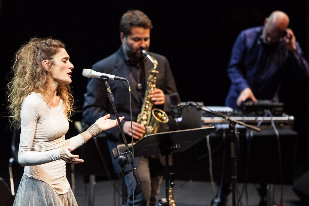 Cristina Zavalloni - foto di Barbara Rigon