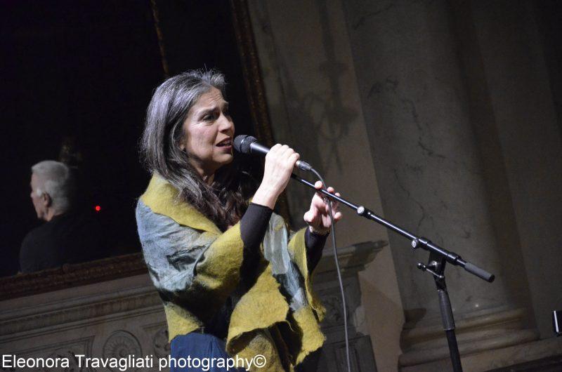 Savina Yannatou a ParmaJazzFrontiere