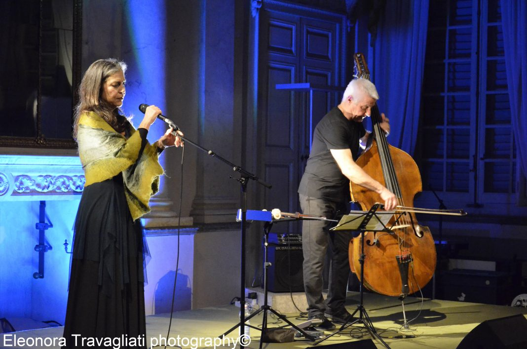 Barry Guy-Savina Yannatou a ParmaJazzFrontiere