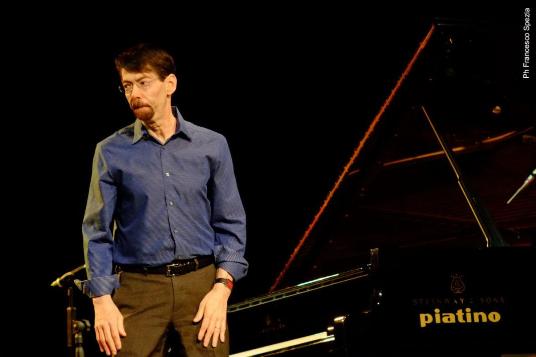 Fred Hersch solo - Torino Jazz Festival 2018