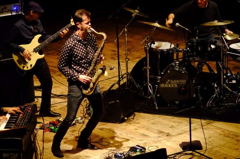 Donny McCaslin Quartet, JazzMi 2017