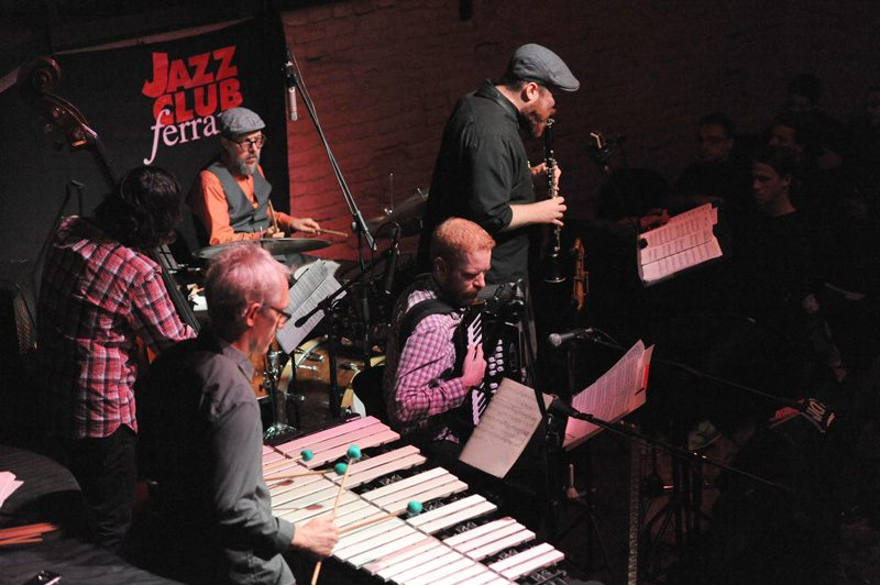 Bologna Jazz Festival 2017, Claudia Quintet - foto Euriolo Puglisi