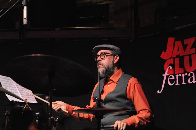 Bologna Jazz Festival 2017, John Hollenbeck - foto Euriolo Puglisi