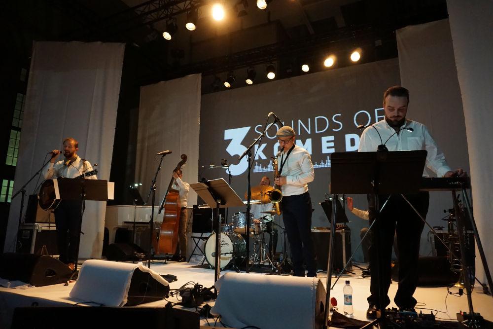 Il concerto «Dalindèo celebrates Komeda» ( foto di Vincenzo Fugaldi)
