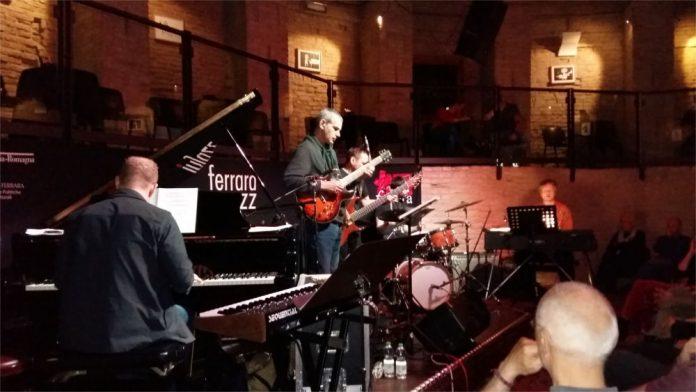 Dan Weiss Starebaby al Torrione di Ferrara (foto di Gabriella Sartini)