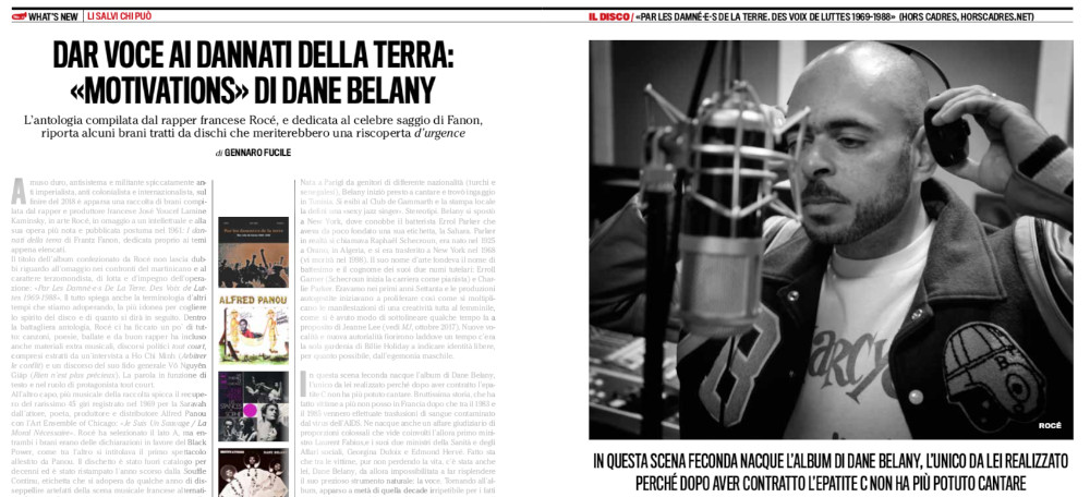 Dane Belany