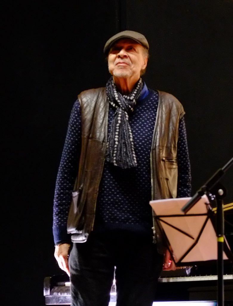 Dave Burrell - Novara Jazz 2018