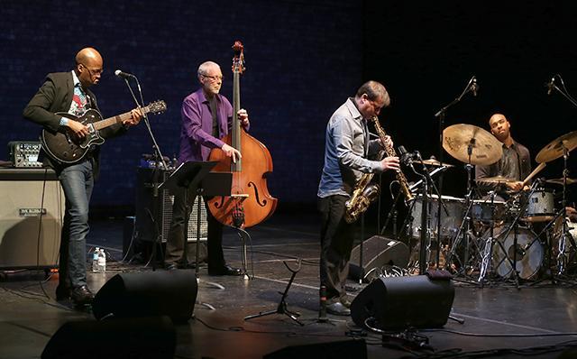 Lionel Loueke, Dave Holland, Chris Potter, Eric Harland