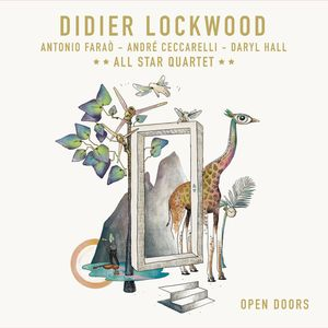 Didier Lockwood Open Doors