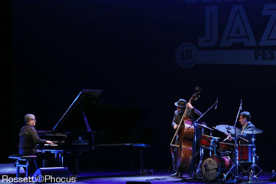 Chano Domínguez, trio,  teatro Creberg,  Bergamo Jazz 2018