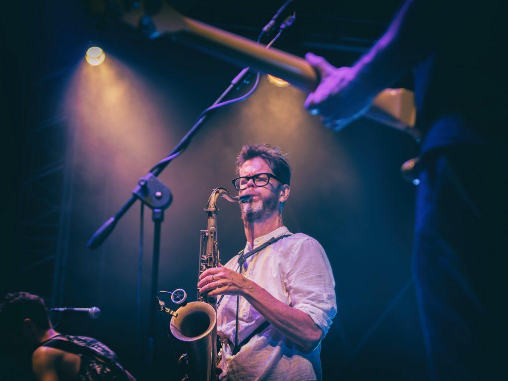 Fano Jazz by the Sea 2019 - Donny McCaslin