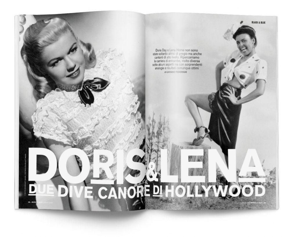 Doris Day e Lena Horne