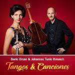 Doris Orsan & Johannes Tonio Kreusch «Tangos & Canciones»