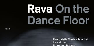 Rava on the dance floor