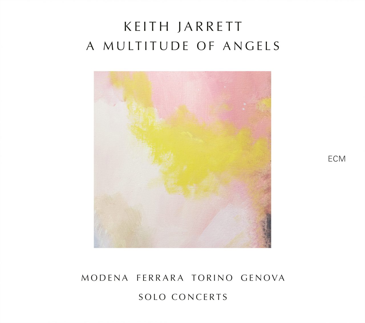 Keith Jarrett - A Multitude Of Angels