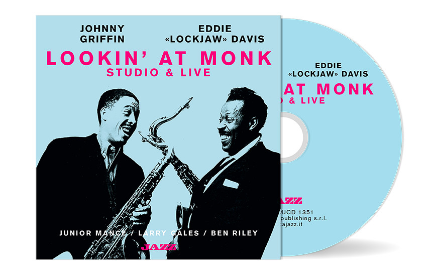Eddie «Lockjaw» Davis e Johnny Griffin