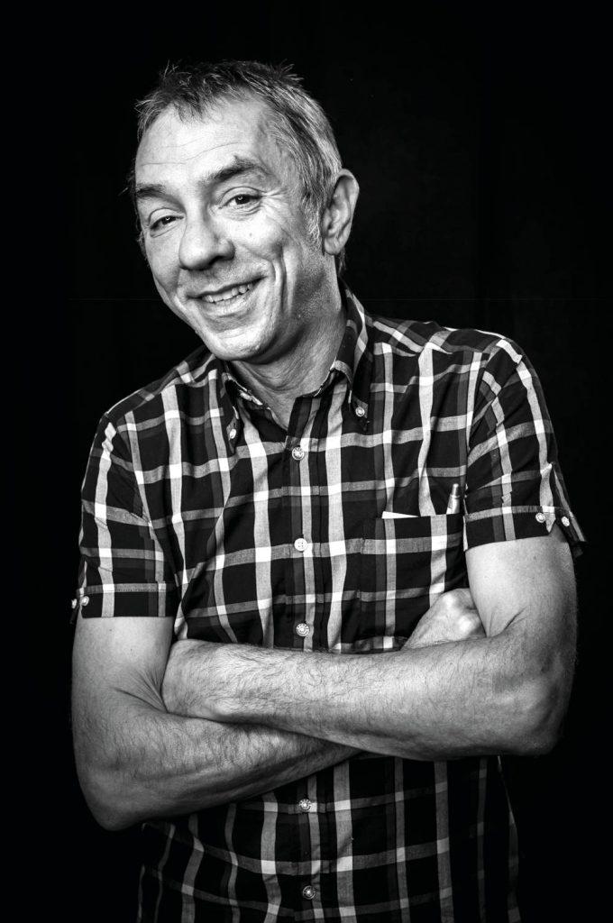 Eddie Piller (foto di Tobias Stahel)