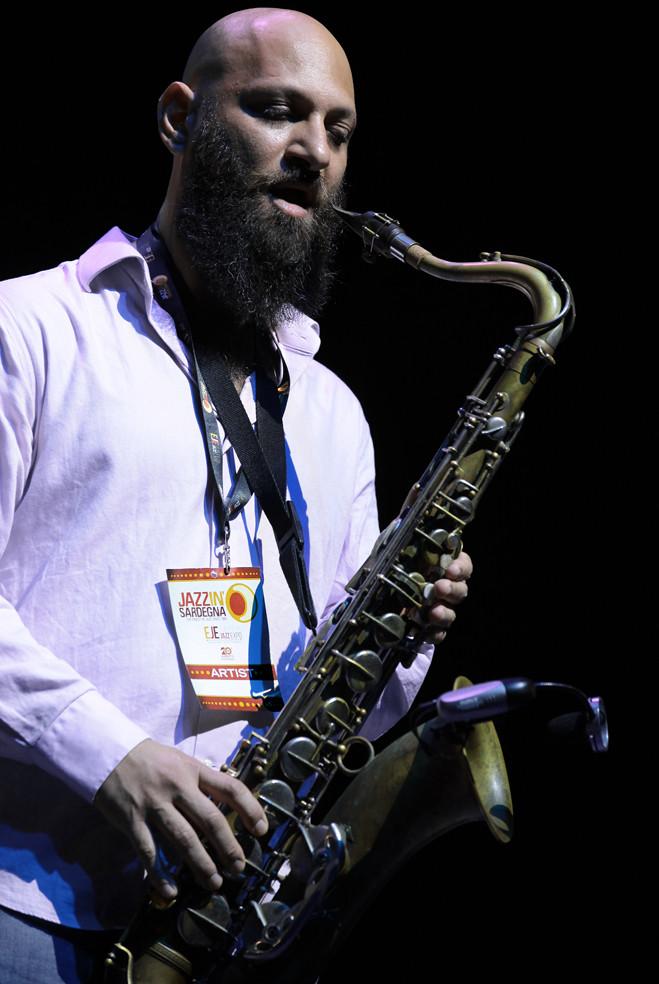 Eli Degibri (foto di Agostino Mela) - Jazz Club in Sardegna
