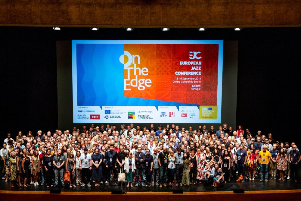 European Jazz Conference 2018 a Lisbona (foto di Andreea Bikfalvi)