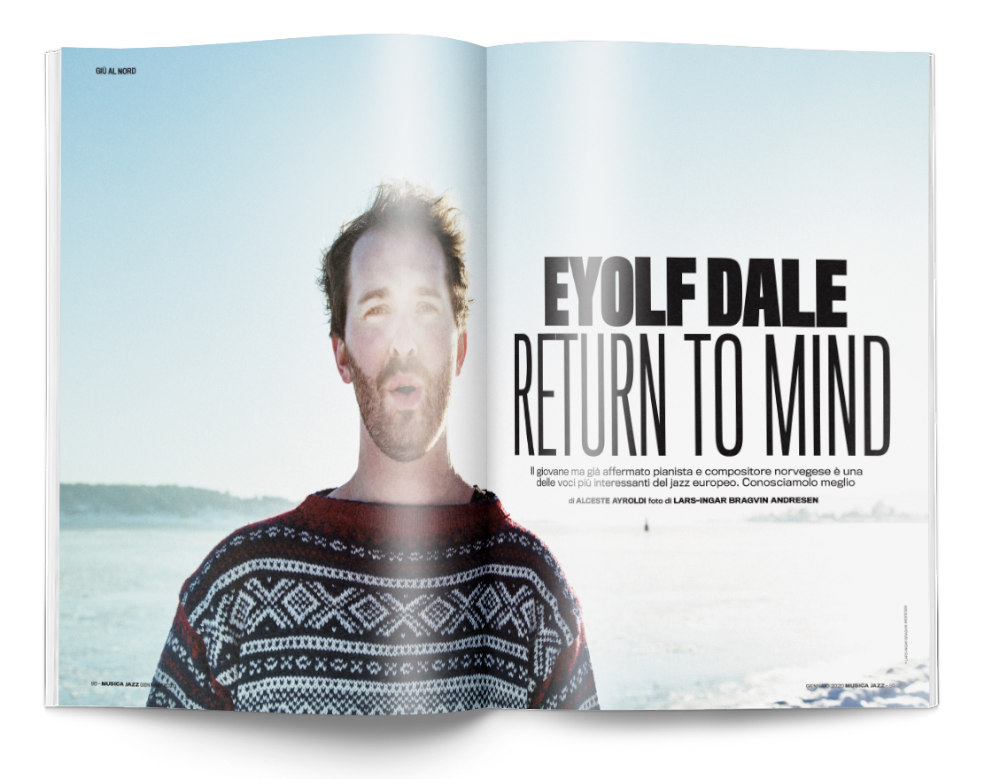 Eyolf Dale - Musica Jazz di gennaio 2020
