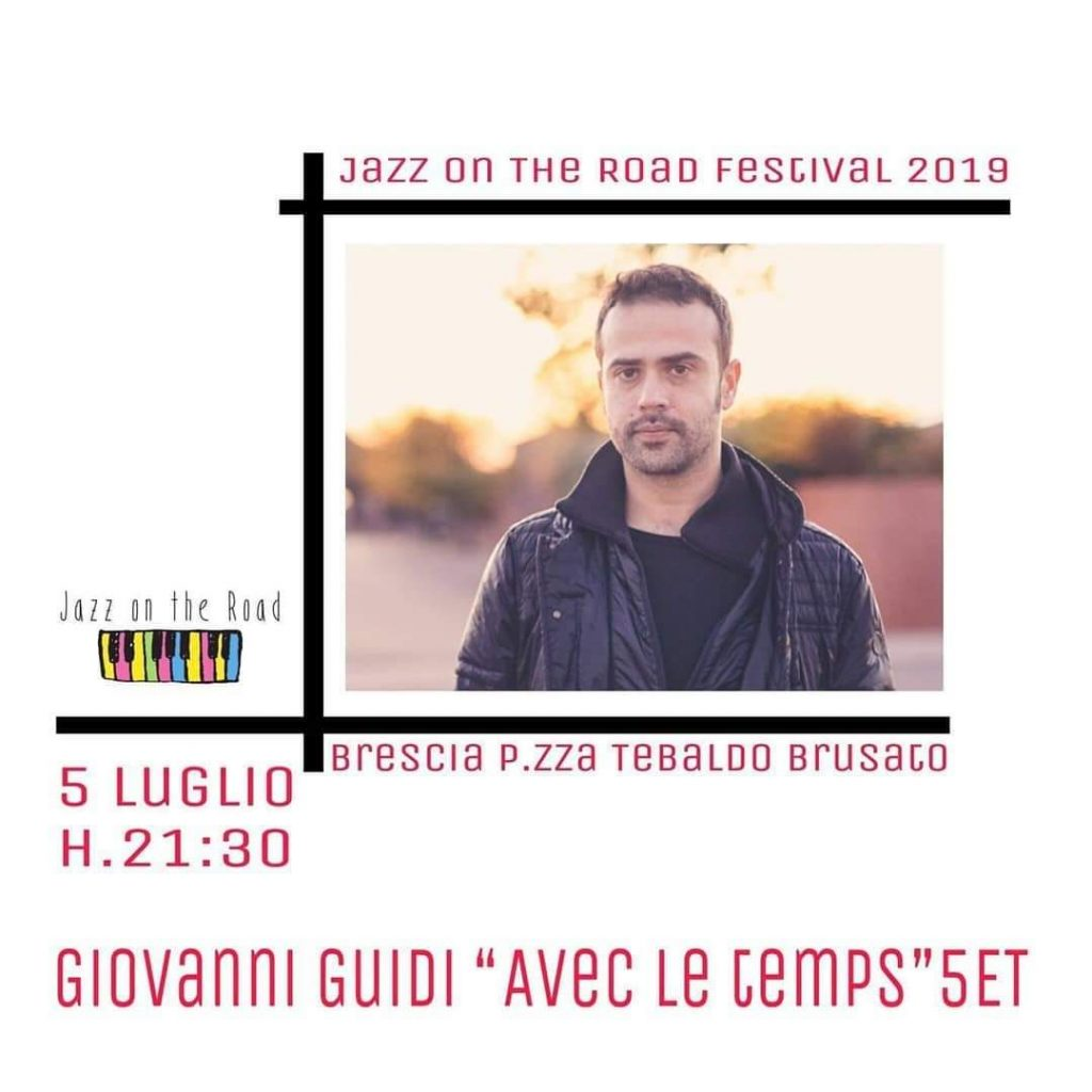Jazz On The Road Festival 2019 - Giovanni Guidi