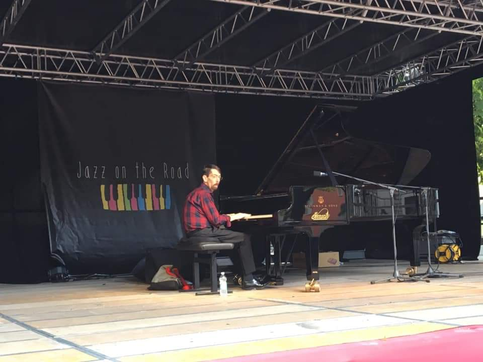 Jazz On The Road Festival 2019 - Fred Hersch