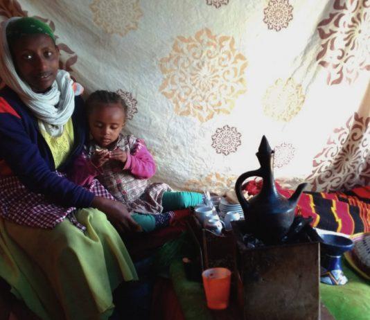 Federica Michisanti: taccuini di un viaggio africano