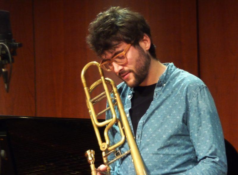 Filippo Vignato a Parma Jazz Frontiere