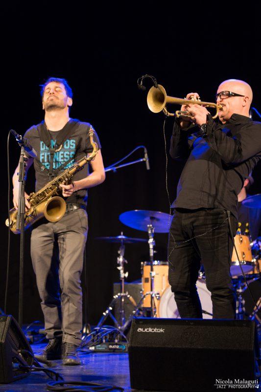 Francesco Bearzatti e Giovanni Falzone -Tinissima Quartet, Dolomiti Ski Jazz 2018