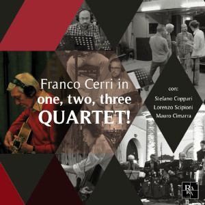 Franco Cerri «One, Two, Three, Quartet»
