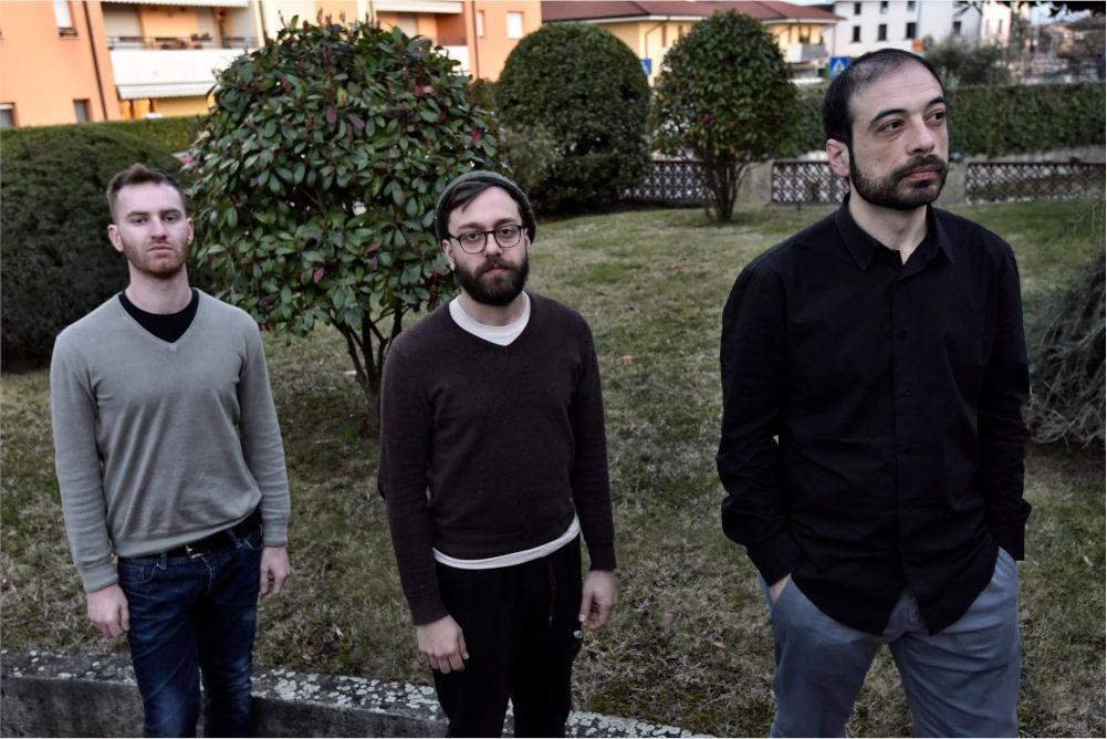 Gabriele Evangelista, Enrico Morello e Giampiero Locatelli (foto Luca A. d'Agostino)