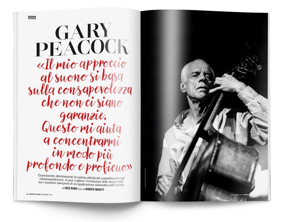 Gary Peacock - Musica Jazz di dicembre 2019