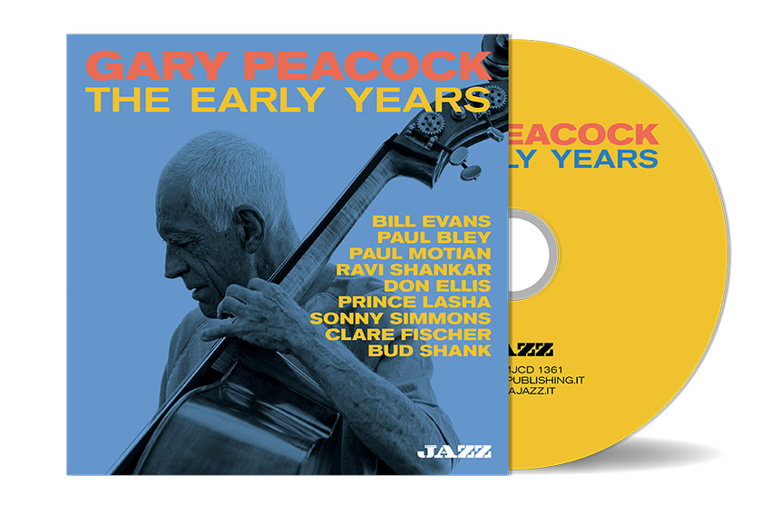 Gary Peacock - The Early Years (CD)