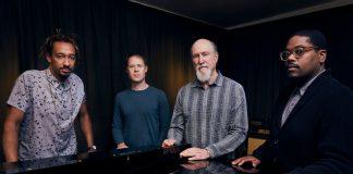 Gerald Clayton, Bill Stewart, John Scofield e Vicente Archer