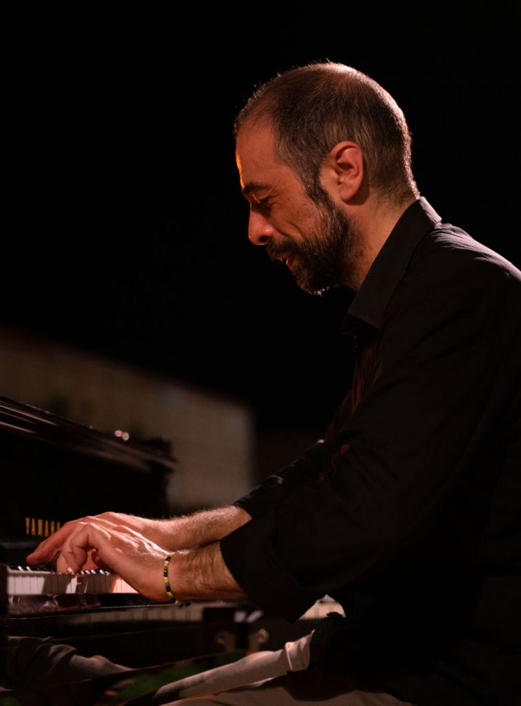 Giampiero Locatelli (foto di Marco Costantino)