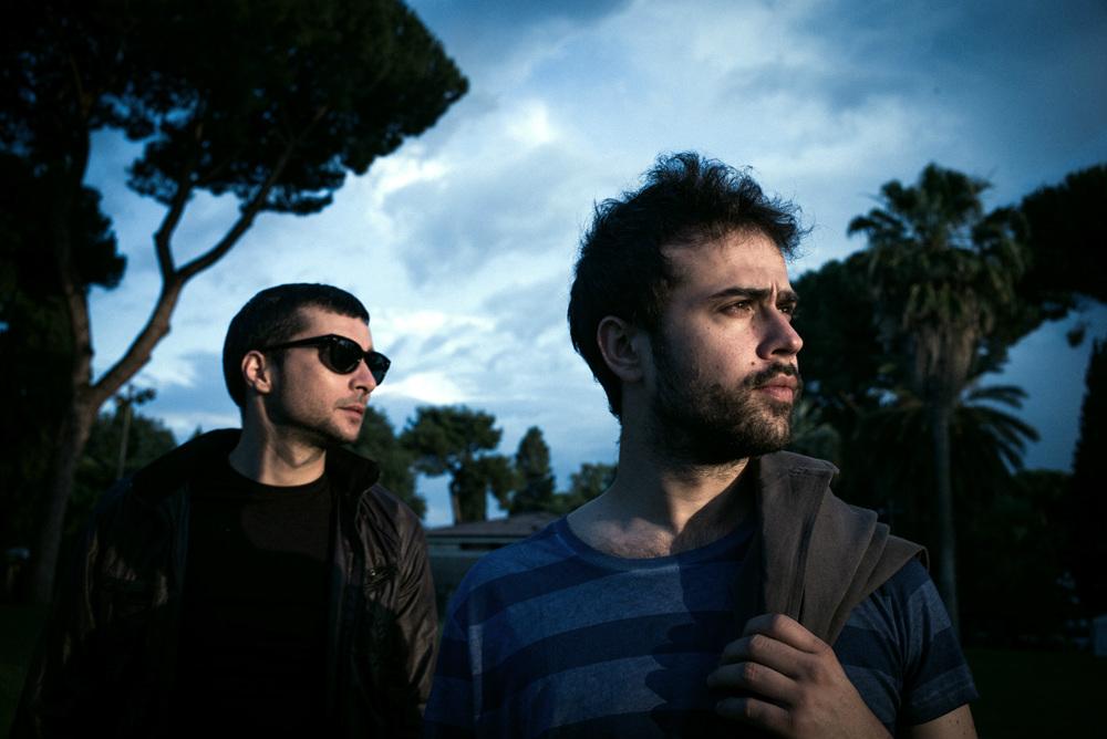 Gianluca Petrella e Giovanni Guidi